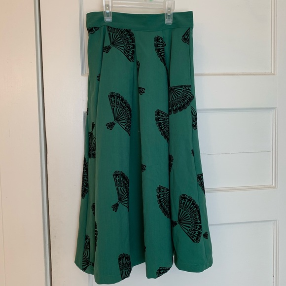 Modcloth Dresses & Skirts - Bettie page circle skirt